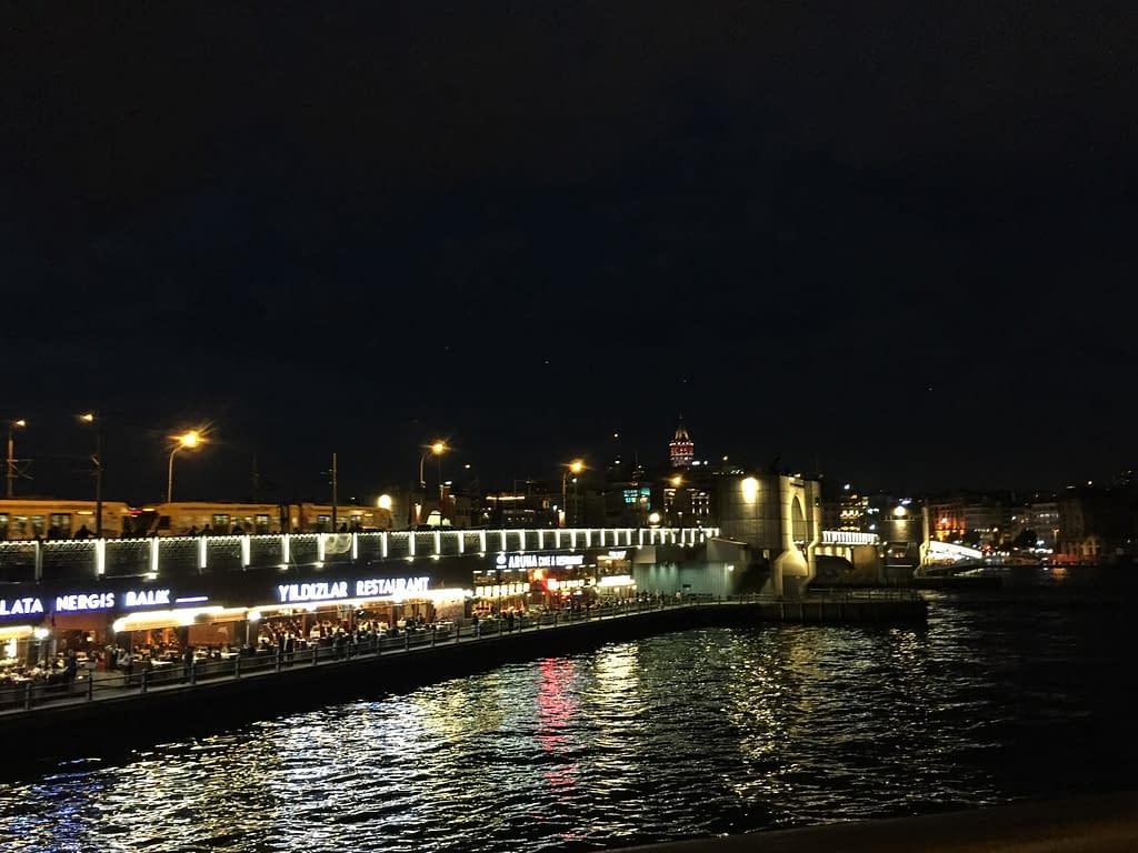 Galata Köprüsü, Eminönü