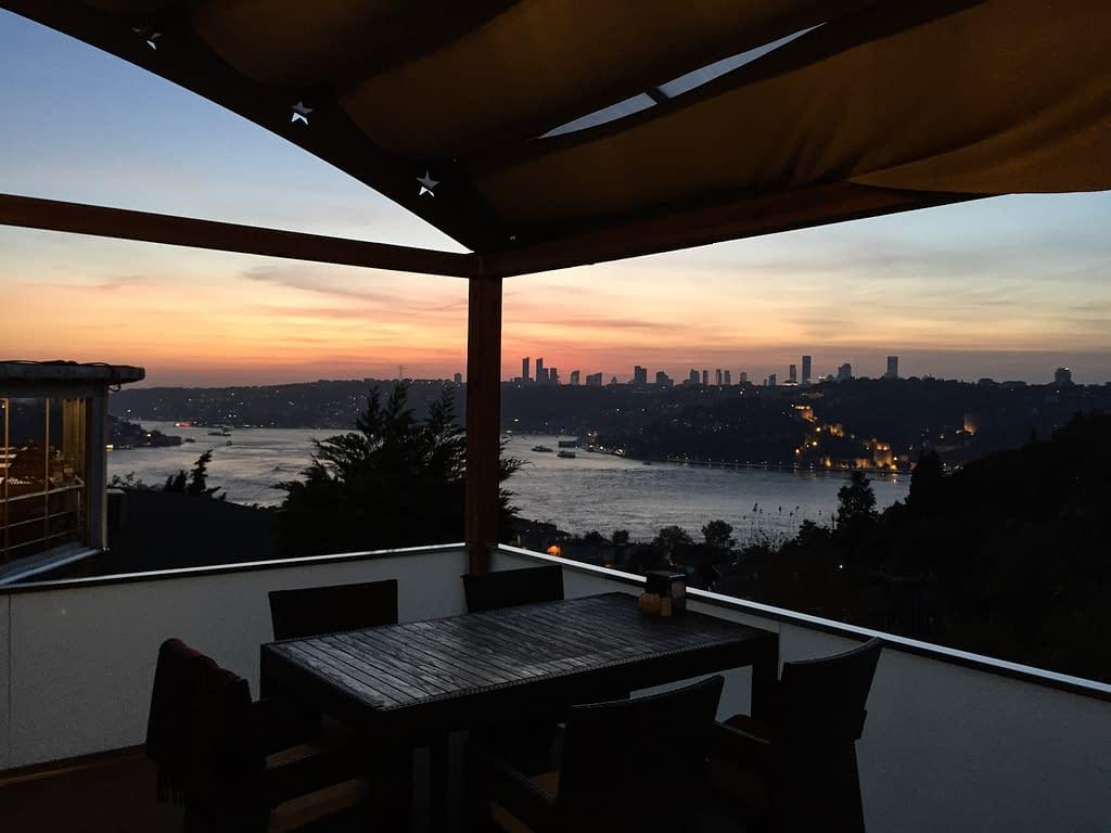 Guzelcehisar Cafe Restaurant, Otağtepe