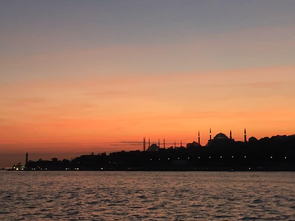 Sultanahmet, İstanbul Boğazı, Bosphorus