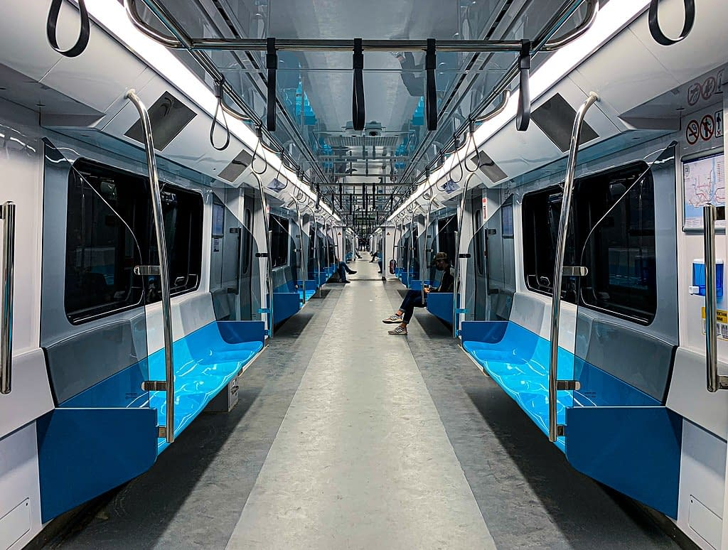 Metro Istanbul.