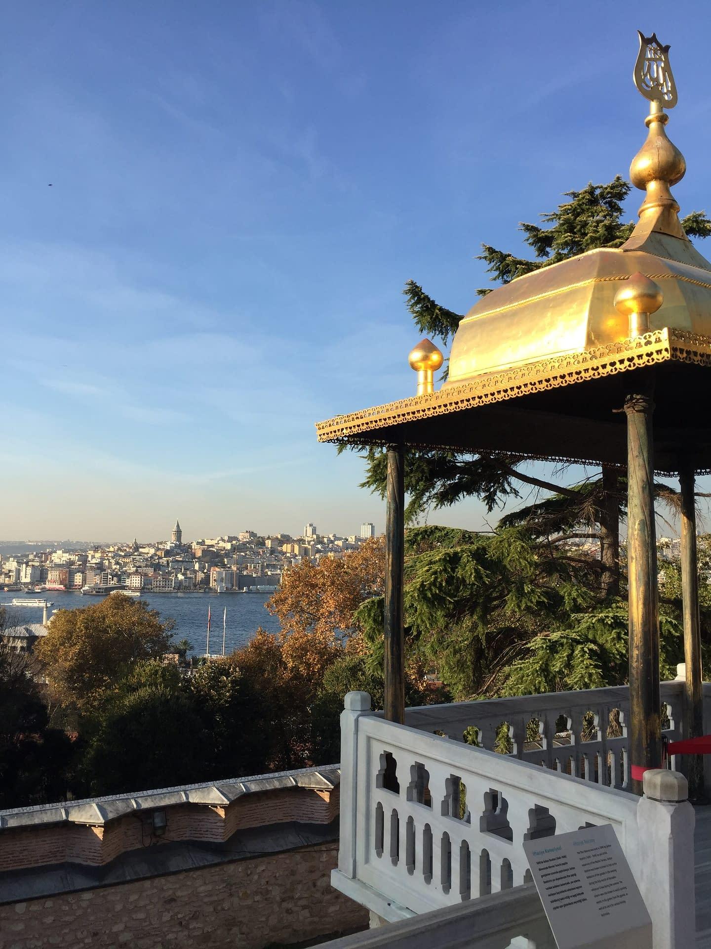 Topkapı Sarayı, Sultanahmet