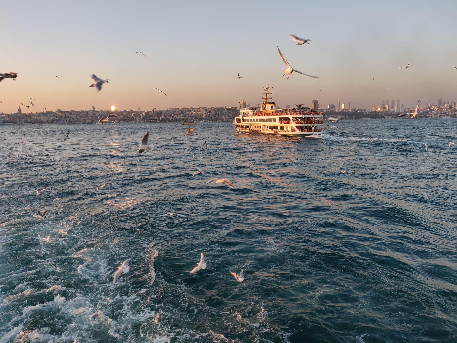 İstanbul Boğazı, Bosphorus