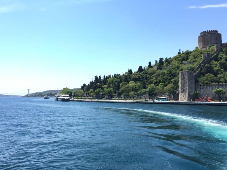 Rumeli Hisari, Bosphorus, Istanbul, Euroope