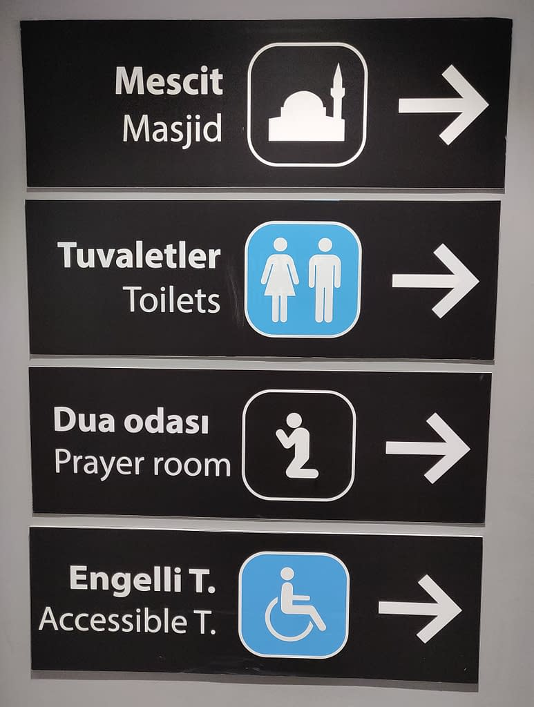 Istanbul Airport.
