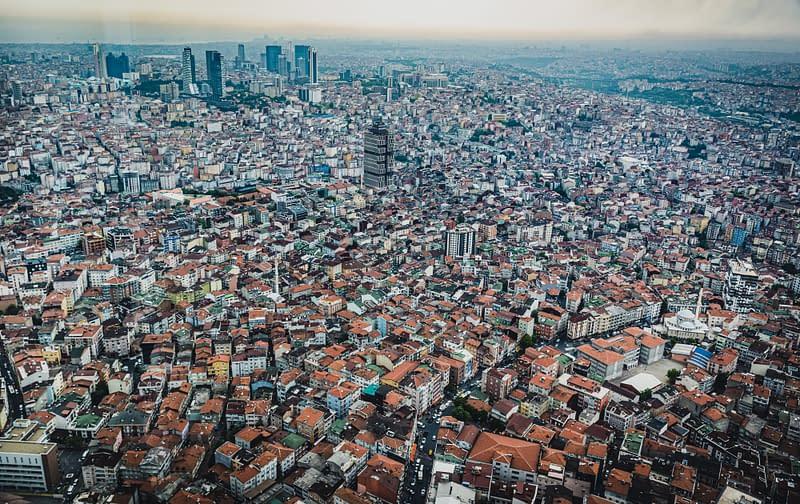 The metropolis of Istanbul
